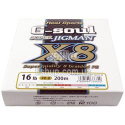 YGK Super Jig Man X8 ygksjmanx8-0.8