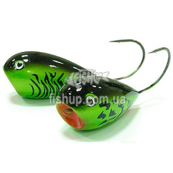 Bumble Lure Popper bumbpop-9-green