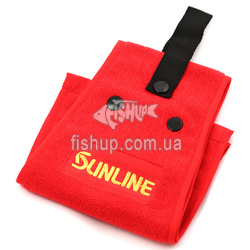 Sunline Towel TO-100 sunlintowel-t_red