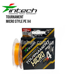 Intech Tournament Micro Style PE X4 inttourmicst-0.175