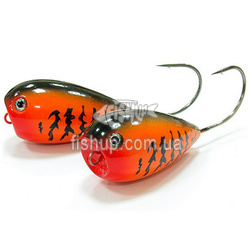 Bumble Lure Popper bumbpop-9-orange